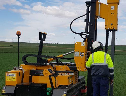 FV 13 Roeles 15MW – Comienzan las pruebas de hincado y los pull-out test