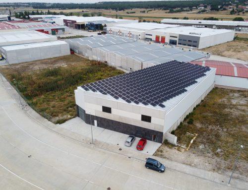 Fotovoltaica conectada a red 99,9 kW en cubierta – El Brizo