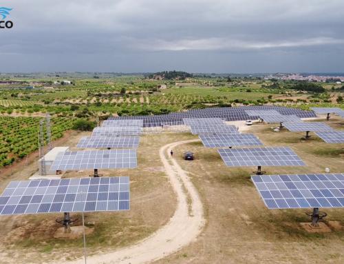 4 instalaciones solares de 100kW con conexión a red en Villarta (Cuenca)