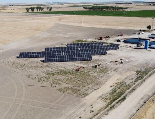 Autoconsumo solar fotovoltaico 100kW para explotación agrícola – Medina del Campo