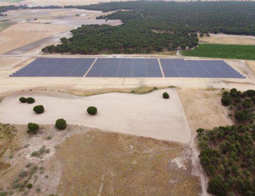 Parque solar «El Viento» – 3,66MW
