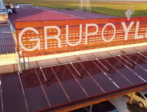Autoconsumo fotovoltaico 250kW – Bodegas Yllera en Rueda