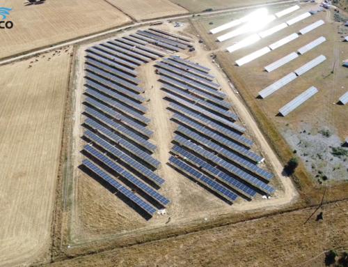 Parque solar Fuenterroble – 1MW – Conectado a red
