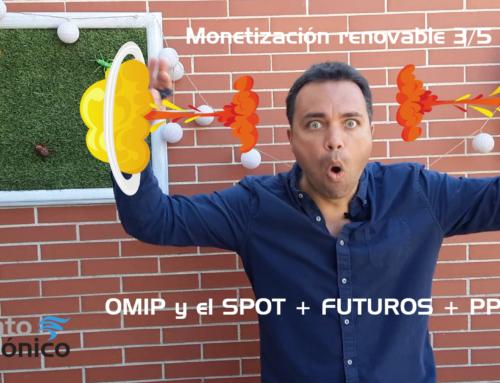 Monetización de proyectos renovables: 3/5 – Pool + Futuros + PPA